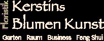 Kerstins Blumenkunst Logo